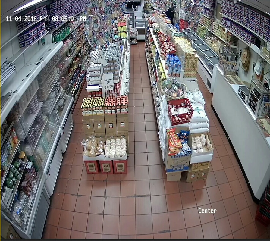 Supermarket Security Camera System Installation And Upgrade